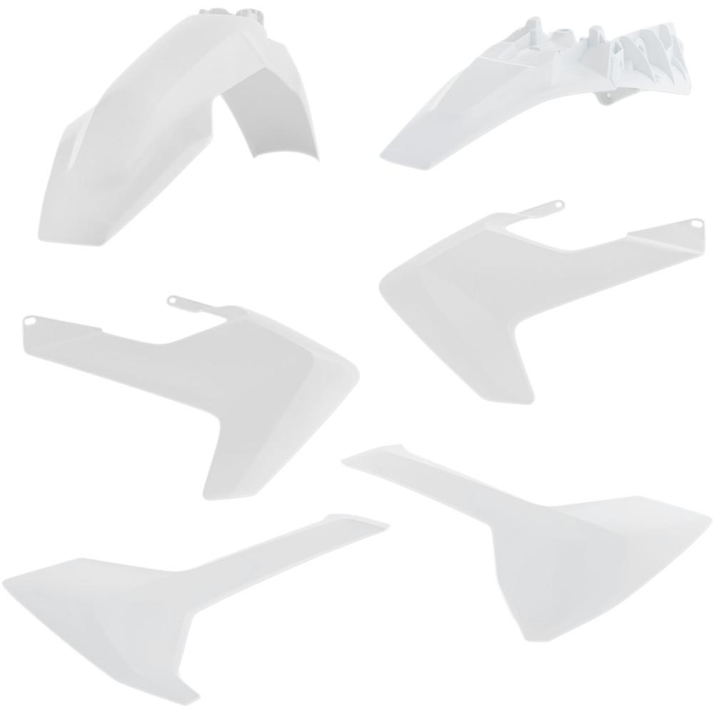 Acerbis Plastic Body Kit - White '20 - TC85