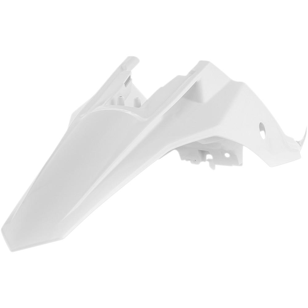 Acerbis Plastic Rear Fender - White - SX65