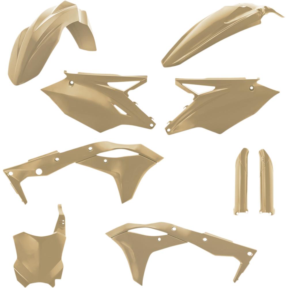 Acerbis Full Plastic Body Kit - Desert Eagle