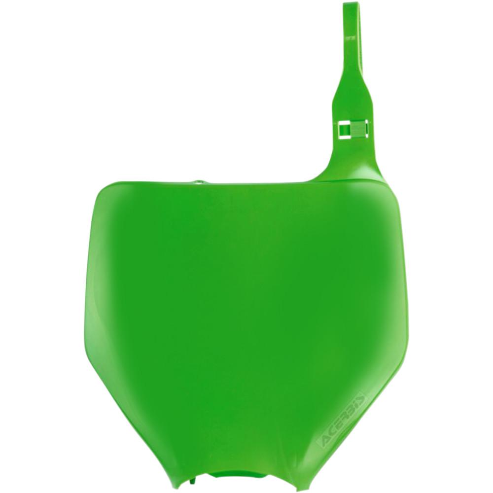 Acerbis Number Plate - KX 03 - Green