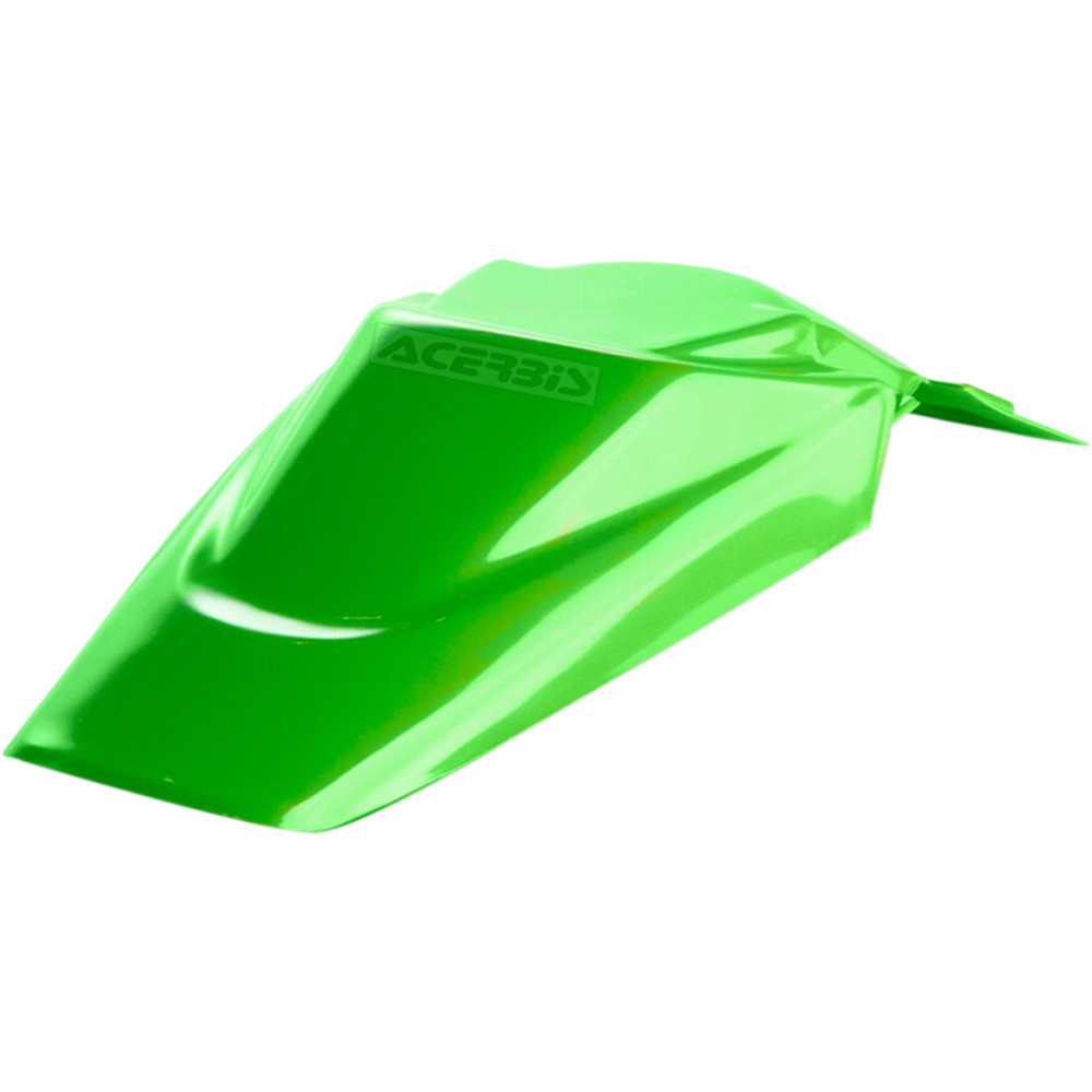 Acerbis Plastic Rear Fender - Green - KX65