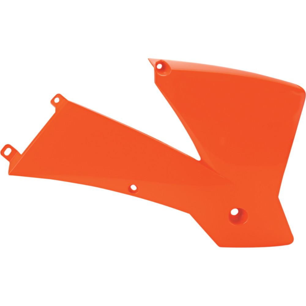 Acerbis Radiator Shrouds - SX 65 02-03 - Orange