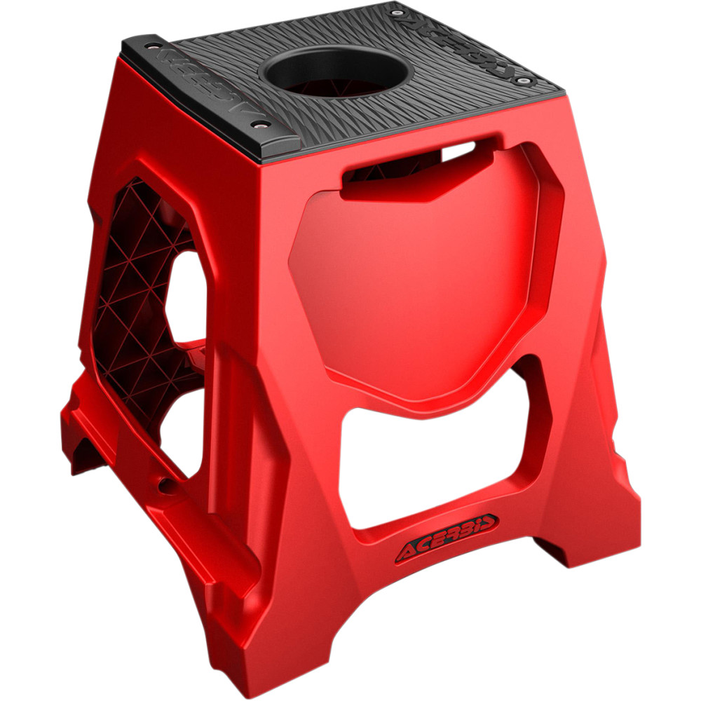 Acerbis 711 Bike Stand - Red
