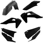 Acerbis Plastic Body Kit - Black