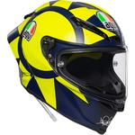 AGV Pista GP RR Helmet (Soleluna 2019 - Blue / Yellow)