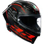 AGV Pista GP RR Helmet (Performance - Gloss Carbon / Red)