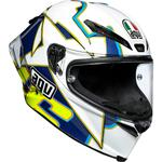 AGV Pista GP RR Helmet (Limited Edition World Title 2003 - White / Multi)