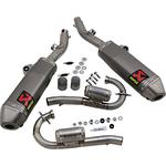 Akrapovic Evolution Exhaust - Titanium - CRF250R/RX '20
