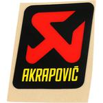 Akrapovic Replacement Sticker