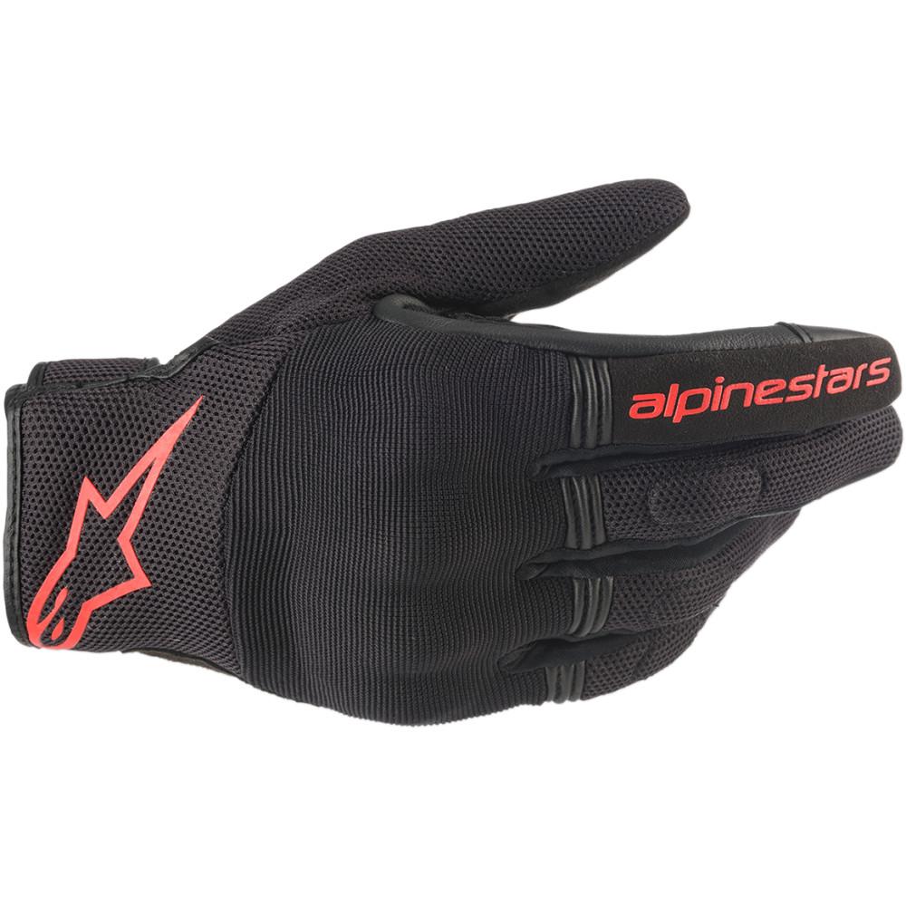 Alpinestars Copper Gloves (Black / Red)