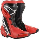 Alpinestars Limited Edition Randy Mamola Supertech R Boots (Black / Red / White)