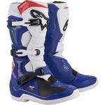 Alpinestars Tech 3 Boots (Blue / White / Red)