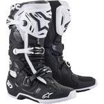 Alpinestars Tech 10 Boots (Black / White)