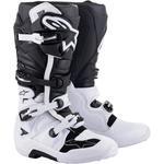 Alpinestars Tech 7 Boots (White / Black)