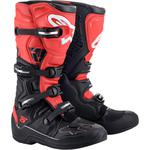 Alpinestars Tech 5 Boots (Black / Red)