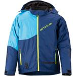 Arctiva Pivot 4 Hooded Jacket (Blue / Hi-Viz)