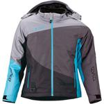 Arctiva Pivot 4 Hooded Jacket (Blue)