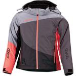 Arctiva Pivot 4 Hooded Jacket (Coral Orange)