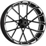 Arlen Ness Rear Wheel - Procross - Black - 18 x 5.5 - With ABS