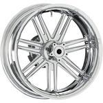 Arlen Ness Rear Wheel - 7-Valve - Chrome - 18 x 5.5 - With ABS