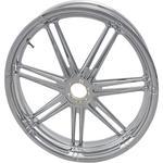 Arlen Ness 7 Valve Wheel Rim - 7 Spoke - Chrome - 23 x 3.50
