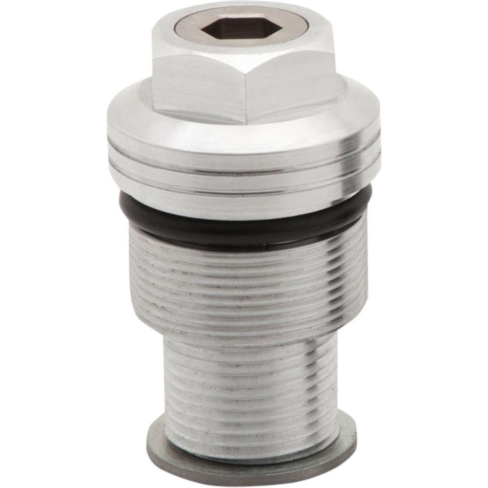 Burly Brand Fork Preload Adjuster - Machined Aluminum - 39 mm