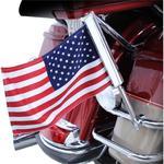 Ciro U.S. Flag - LED Flagpole