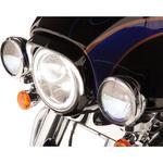 Ciro Headlight Bezel - Black