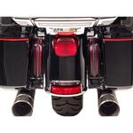 Ciro Filler Panel Lights - Red/Black