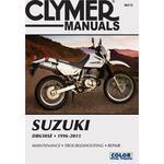 Clymer Manual - Suzuki DR650 SE '96-'19