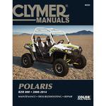 Clymer Manual - Polaris RZR '08-'14