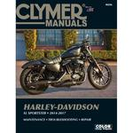 Clymer Manual - XL Sportster '14-'17