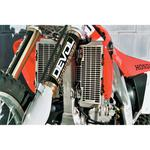 Devol Radiator Guards - Honda