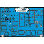 Drag Specialties Trans Gasket Display - Big Twin
