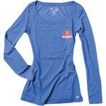 Factory Effex Suzuki Sun Long Sleeve T-Shirt (Royal Blue)