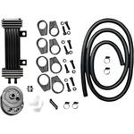 Jagg Oil Coolers Oil Cooler Kit - Deluxe 6-Row
