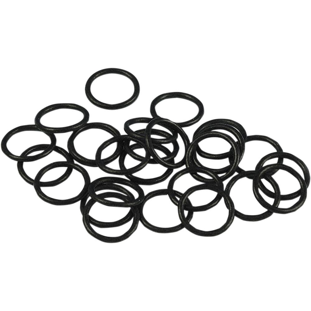 James Gasket Coolant Manifold O-Ring - M8 - 25 Pack