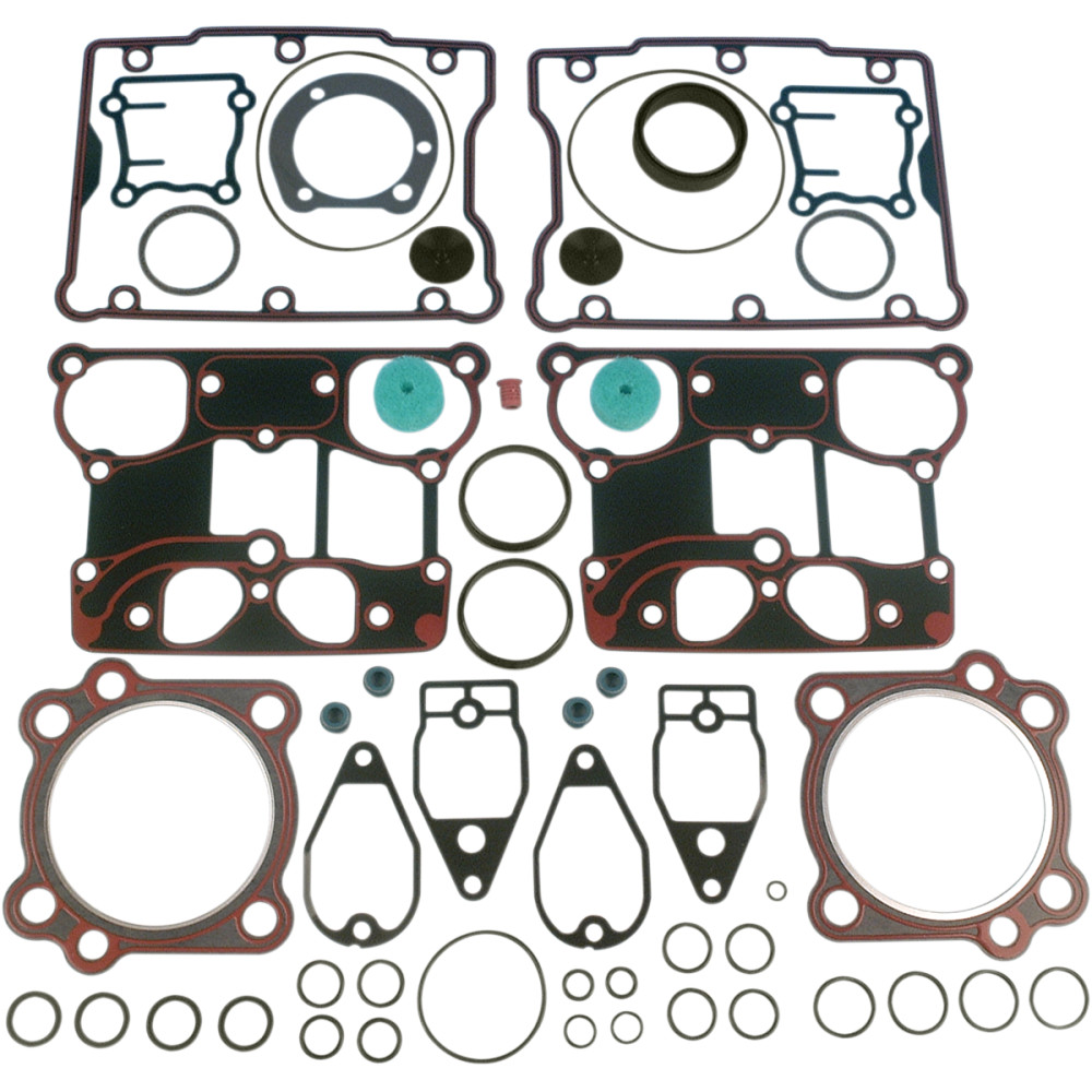 James Gasket Top End Gasket Kit - Twin Cam