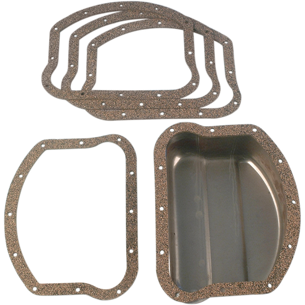 James Gasket Rocker Box Cork Panhead - 5 Pack