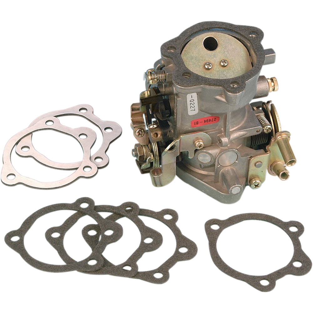 James Gasket Replacement Air Cleaner to Carburetor Gaskets - 10 Pack