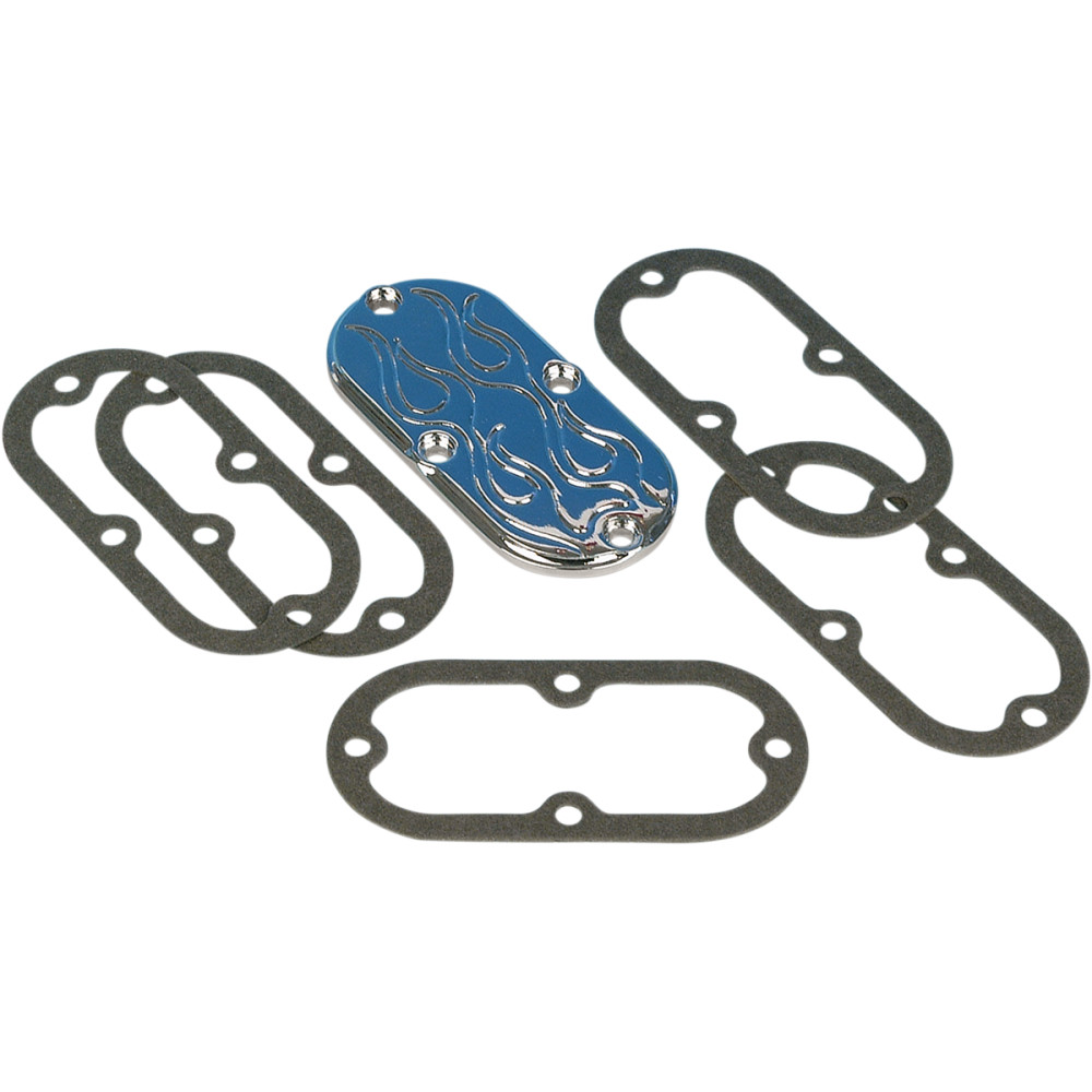 James Gasket Primary Inspection Cover Gasket 4 Speed Dyna - 10 Pack