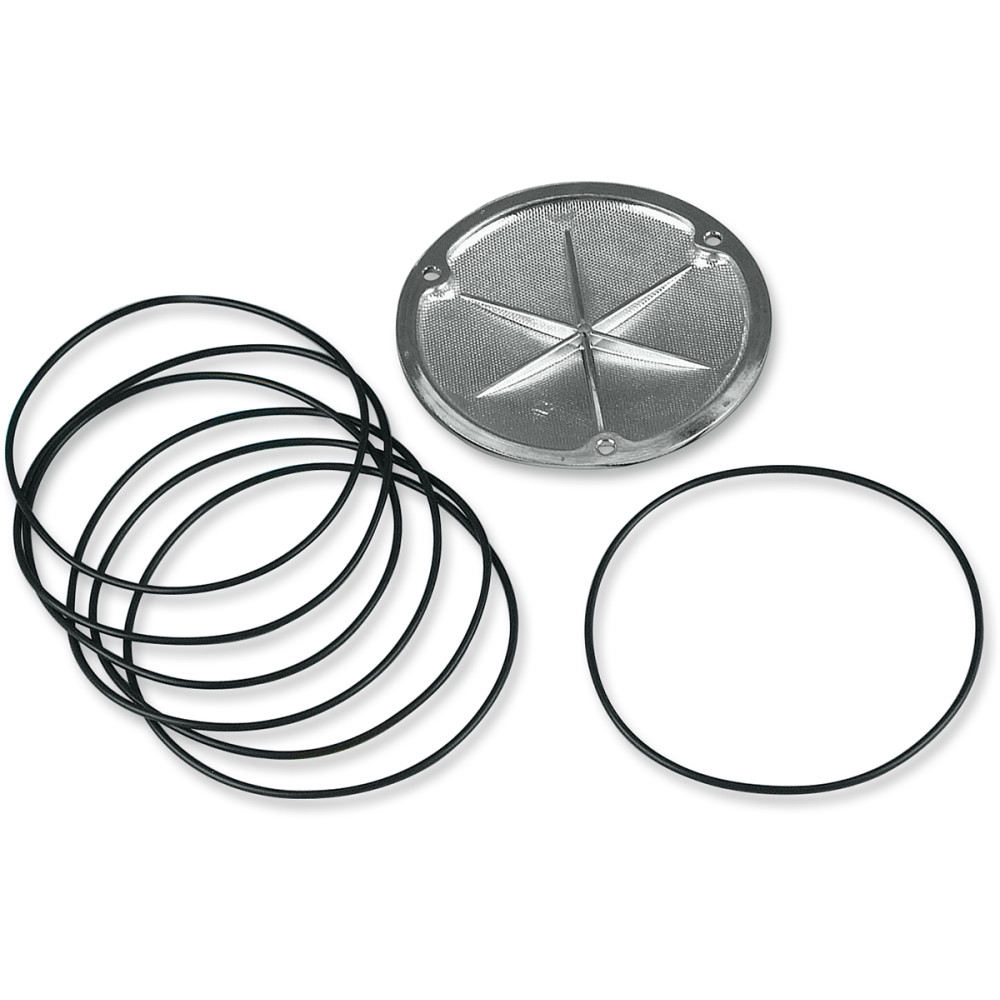 James Gasket Derby Cover O-Ring Big Twin - 10 Pack
