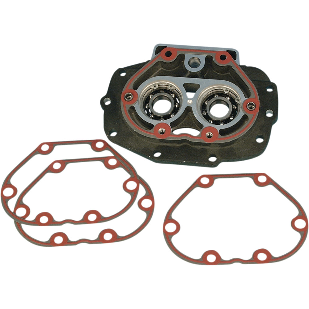 James Gasket End Cover Gasket Silicon 5 Speed - 5 Pack