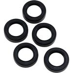 James Gasket Wheel Bearing Seal - Double Lip - .500