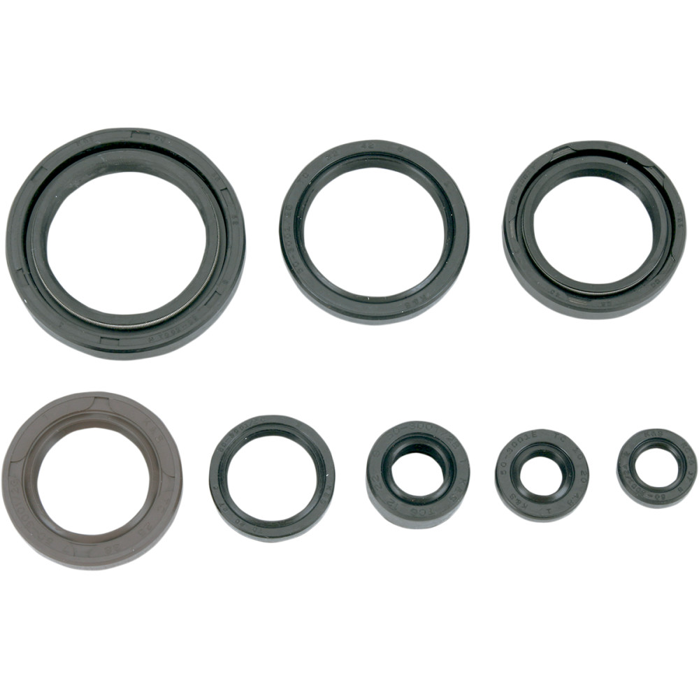 K&S Technologies Oil Seal Kit LT-250R F/G