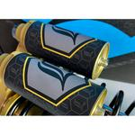 Legend Suspensions REVO ARC Canister Decal - Gold