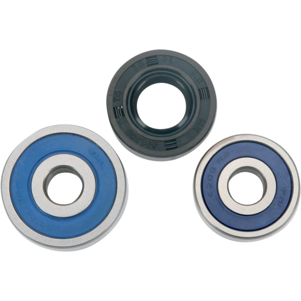Moose Racing Wheel Bearing Kit - Double Lip - Front