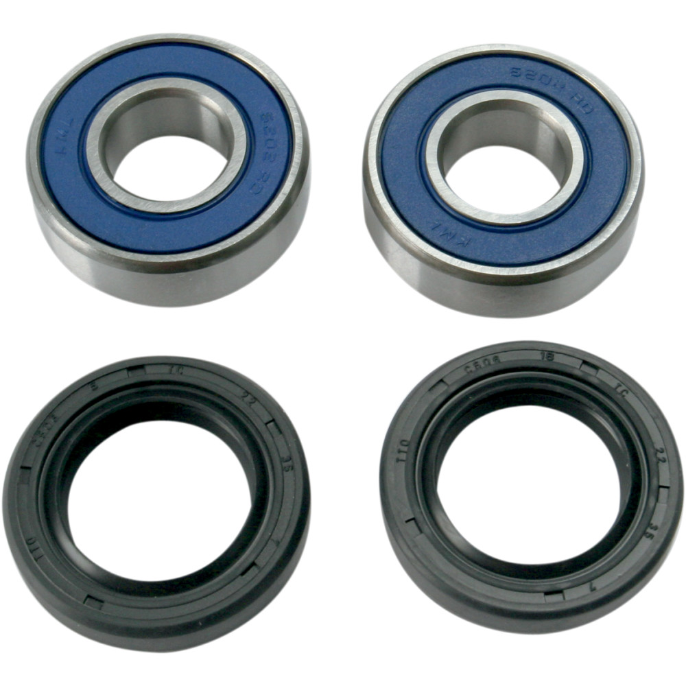 Moose Racing Wheel Bearing - Front - Talon Hub - Triple Lip
