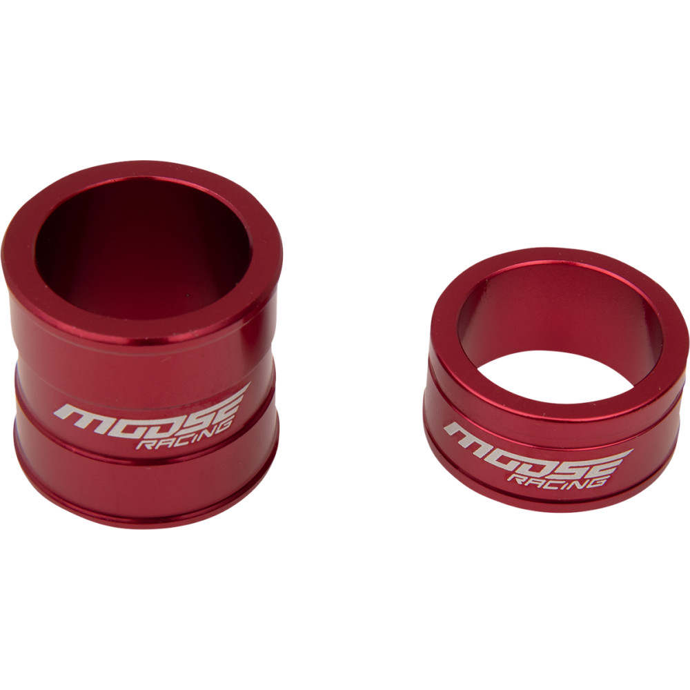 Moose Racing Fast Wheel Spacer - Front - Red - Honda