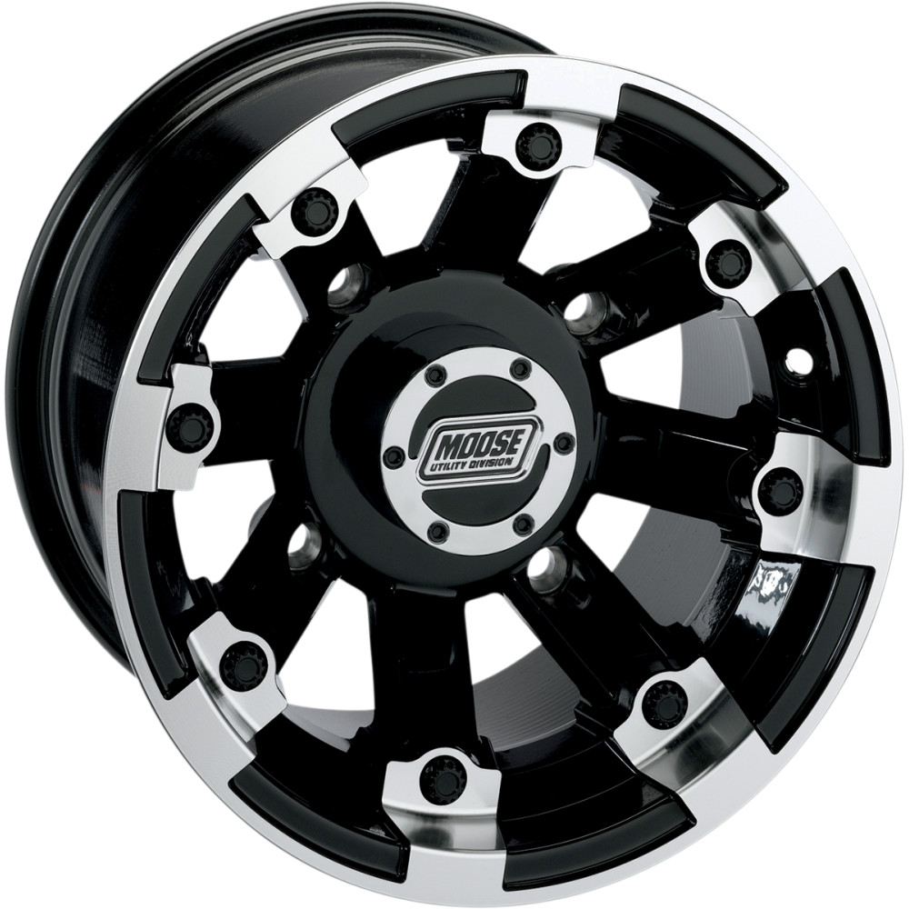Moose Utility Division Wheel - Standard Lip - 393B - 14X7 - 4/110 - 4+3